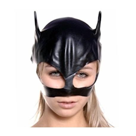 Demi cagoule fétiche Catwoman