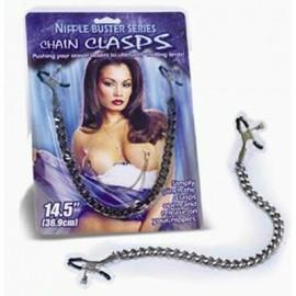 Pince tétons à chaine - Nipple clamp