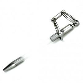 Tige uretrale sonde flexible avec head ring