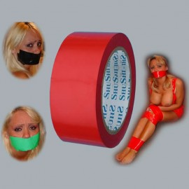 Adhesif special BDSM rouge