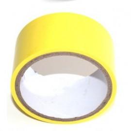 Adhésif spécial BDSM jaune
