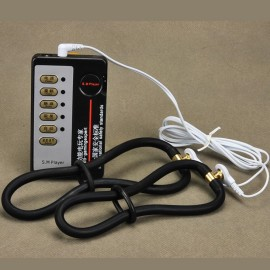Electro-stimulateur musculaire anal et vaginal