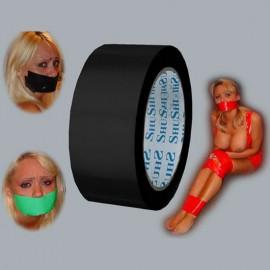 Adhesif special BDSM noir