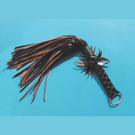 Fouet Black Craft Strip Whip