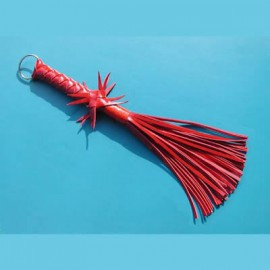 Fouet Red Craft Strip Whip