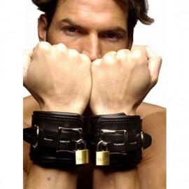Bracelet menottes premium